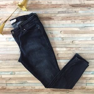 Torrid Dark Wash Skinny Jeans, Size 16